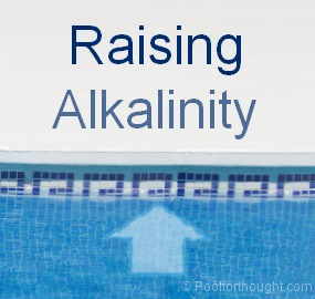 How to raise your swimming pool alkalinity
