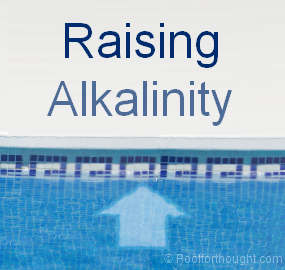 Raising Pool Alkalinity Pool For Thoughtpool For Thought