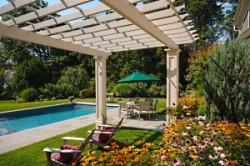 swimming pool enhancing-upgrading landscaping planting