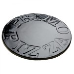 Primo porcelain glazed pizza baking stone