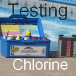 how to test swimming pool chlorine