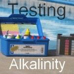 How to tet swimming pool total alkalinity