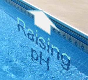 Raising Swimming Pool Ph