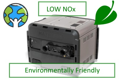 Hayward H Series Low NOx Energy Efficient Thermal Efficiency
