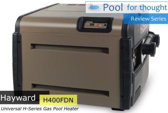 Hayward H400FDN Universal H Series Low NOx Natural Gas Swimming Pool Heater